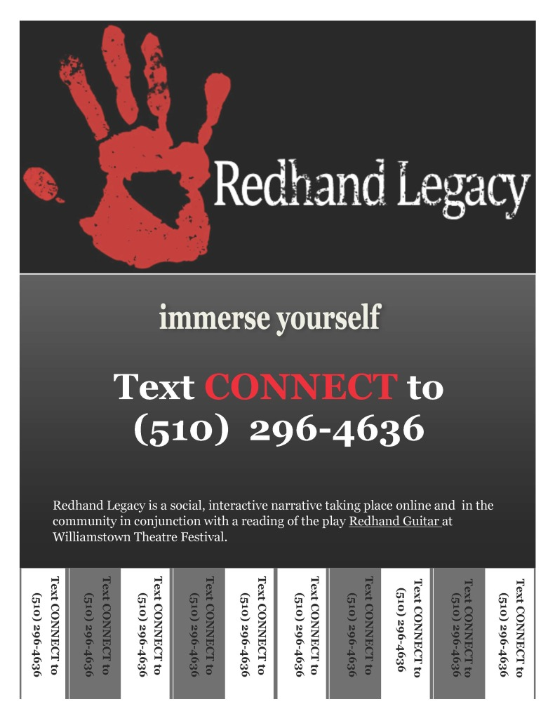 Redhand Legacy Flyer2